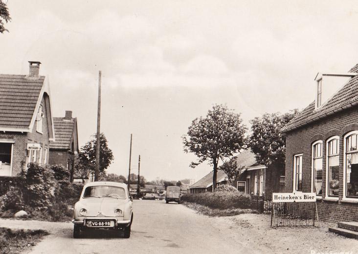 Borgsweer jaren vijftig