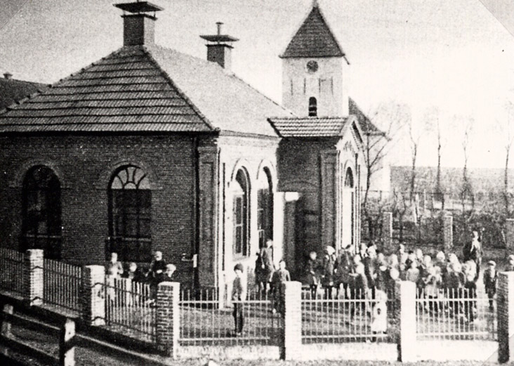 Inge's lagere school in Oterdum